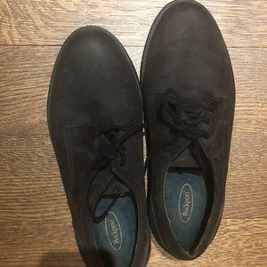 NWOT Rockport suede men's shoes